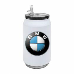 Термобанка 350ml BMW Logo 3D