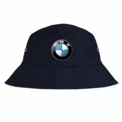 Панама BMW Logo 3D
