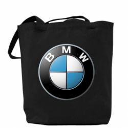 Сумка BMW Logo 3D - FatLine