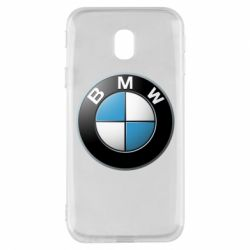 Чехол для Samsung J3 2017 BMW Logo 3D