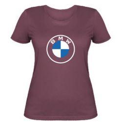 Жіноча футболка BMW logotype 2020