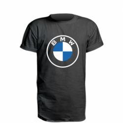 Подовжена футболка BMW logotype 2020