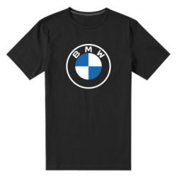 Чоловіча стрейчева футболка BMW logotype 2020