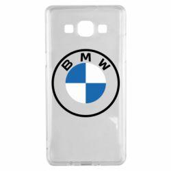 Чохол для Samsung A5 2015 BMW logotype 2020
