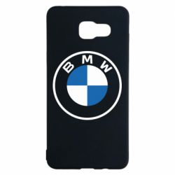 Чохол для Samsung A5 2016 BMW logotype 2020