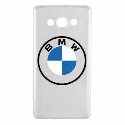 Чохол для Samsung A7 2015 BMW logotype 2020