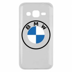 Чохол для Samsung J2 2015 BMW logotype 2020