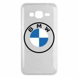 Чохол для Samsung J3 2016 BMW logotype 2020