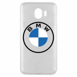 Чохол для Samsung J4 BMW logotype 2020