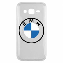 Чохол для Samsung J5 2015 BMW logotype 2020