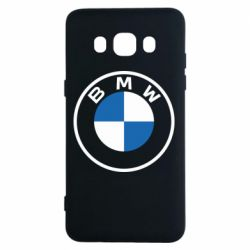 Чохол для Samsung J5 2016 BMW logotype 2020