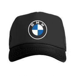 Кепка-тракер BMW logotype 2020