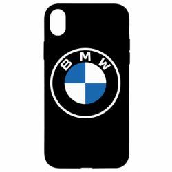 Чохол для iPhone XR BMW logotype 2020