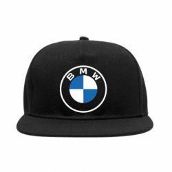 Снепбек BMW logotype 2020