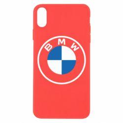Чохол для iPhone Xs Max BMW logotype 2020