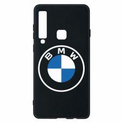 Чохол для Samsung A9 2018 BMW logotype 2020