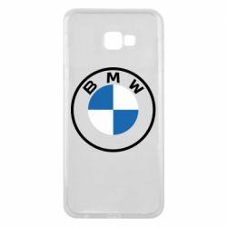 Чохол для Samsung J4 Plus 2018 BMW logotype 2020