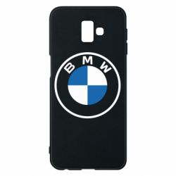 Чохол для Samsung J6 Plus 2018 BMW logotype 2020