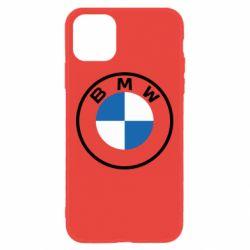 Чохол для iPhone 11 BMW logotype 2020