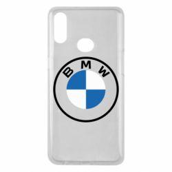 Чохол для Samsung A10s BMW logotype 2020