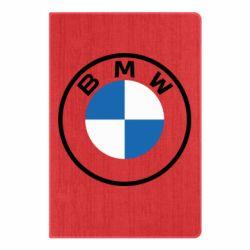 Блокнот А5 BMW logotype 2020