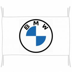 Прапор BMW logotype 2020