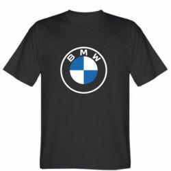 Чоловіча футболка BMW logotype 2020