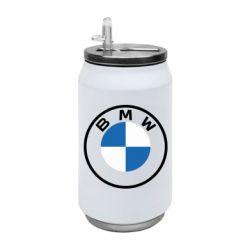 Термобанка 350ml BMW logotype 2020