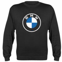 Реглан (світшот) BMW logotype 2020