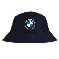 Панама BMW logotype 2020