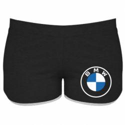 Жіночі шорти BMW logotype 2020