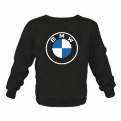 Дитячий реглан (світшот) BMW logotype 2020