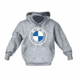 Дитяча толстовка на флісі BMW logotype 2020