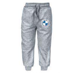 Дитячі штани BMW logotype 2020