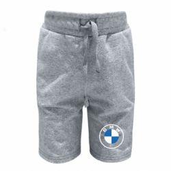 Дитячі шорти BMW logotype 2020