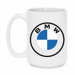 Кружка 420ml BMW logotype 2020