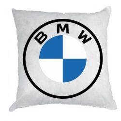 Подушка BMW logotype 2020