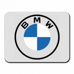 Килимок для миші BMW logotype 2020