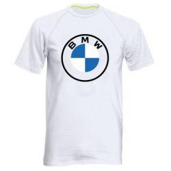 Чоловіча спортивна футболка BMW logotype 2020