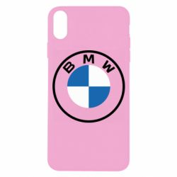 Чохол для iPhone X/Xs BMW logotype 2020