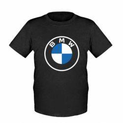 Дитяча футболка BMW logotype 2020