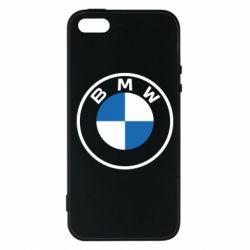 Чохол для iPhone 5 BMW logotype 2020