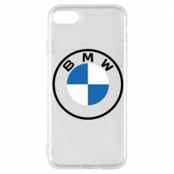 Чохол для iPhone 8 BMW logotype 2020