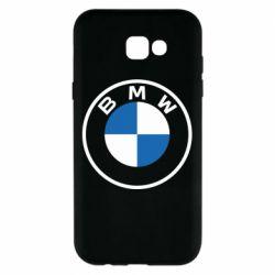 Чохол для Samsung A7 2017 BMW logotype 2020