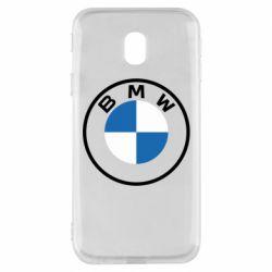Чохол для Samsung J3 2017 BMW logotype 2020