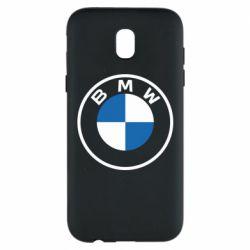 Чохол для Samsung J5 2017 BMW logotype 2020