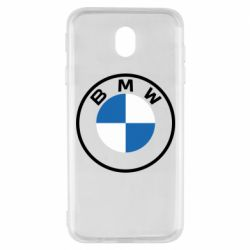 Чохол для Samsung J7 2017 BMW logotype 2020