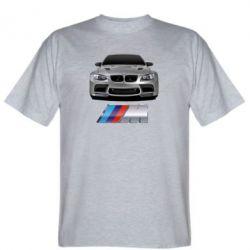 Мужская футболка BMW M Power Car - FatLine