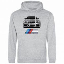 Мужская толстовка BMW M Power Car - FatLine