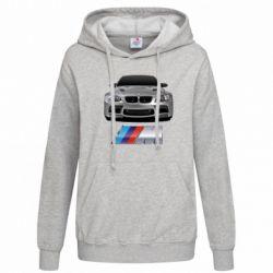 Женская толстовка BMW M Power Car - FatLine